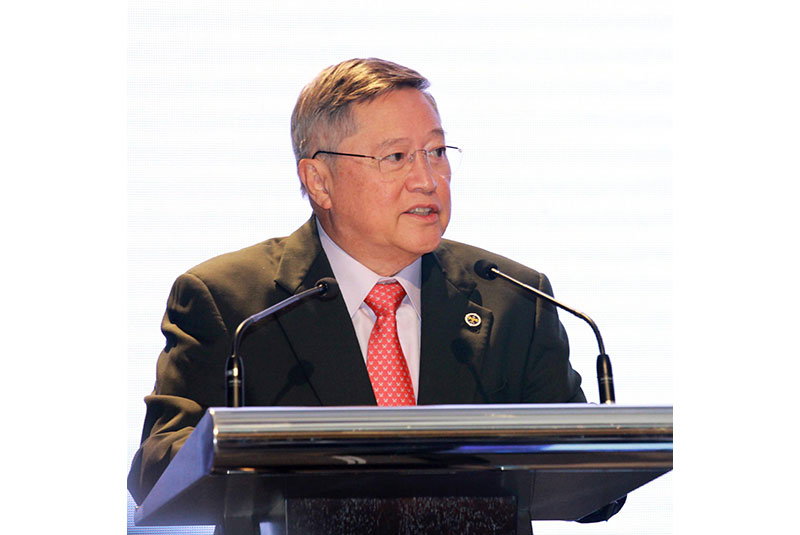 In a statement, Finance Secretary Carlos Dominguez III said the final approved version of the Tax Reform for Acceleration and Inclusion (TRAIN) Act is expected to generate a fraction of the expected revenues under the bill.File