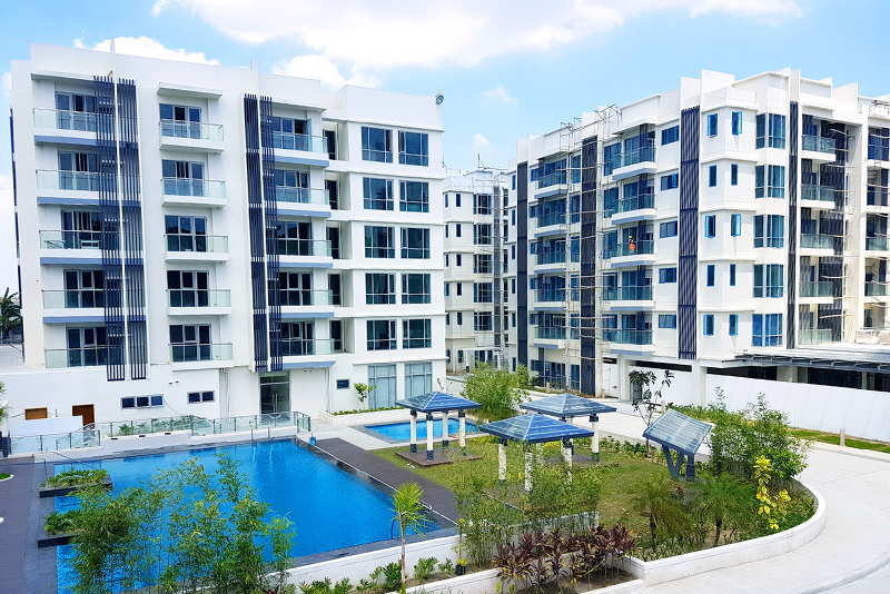 Golfhill Gardens is strategically constructed with six low-density residential clusters to achieve a friendly and close-knit community. Megaworld/Released
