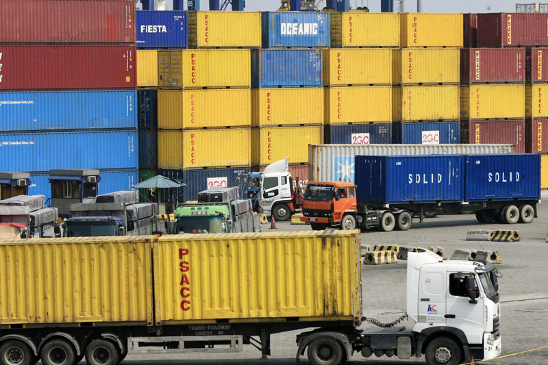 PPA said cargo volume reached 227.31 million metric tons in the 11-month period last year from 225.50 million MT a year earlier. File