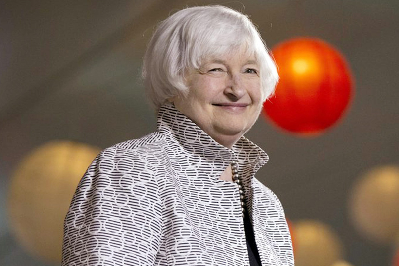 Fed's Yellen will be part of Brookings Establishment