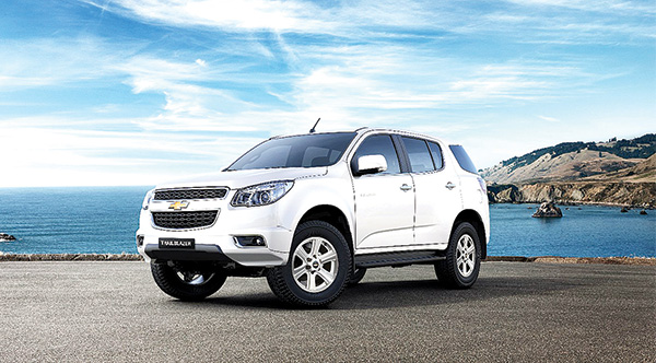 Trailblazing upgrade: Chevrolet PH unveils new Trailblazer ...