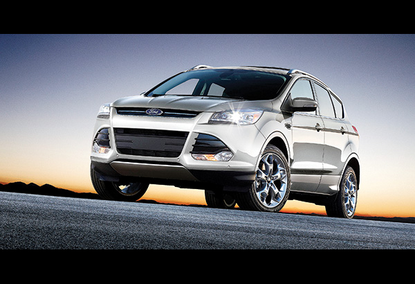 Ford Phl unboxes Explorer Sport, all-new Escape
