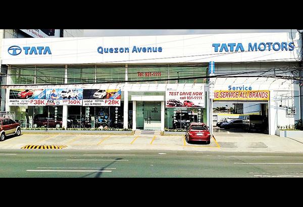 Tata Motors Quezon Avenue Opens Showroom Doors Motoring