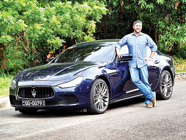Out Of The Blue The Maserati Ghibli Motoring Business Features