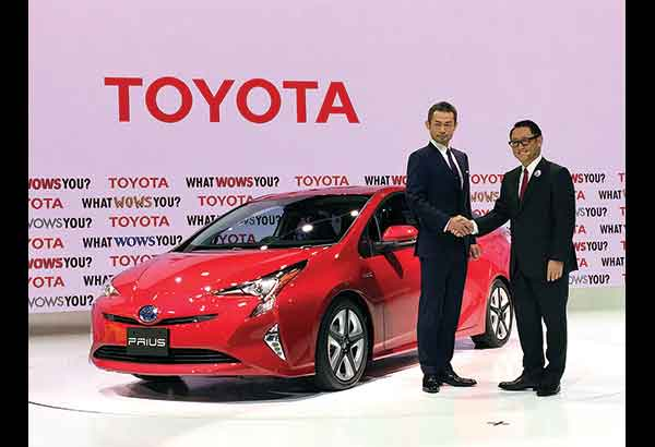 Toyota Wows At The 2015 Tokyo Motor Show Motoring