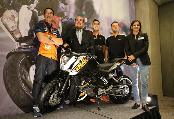 11 Things You Should Know About The KTM Ayala Partnership