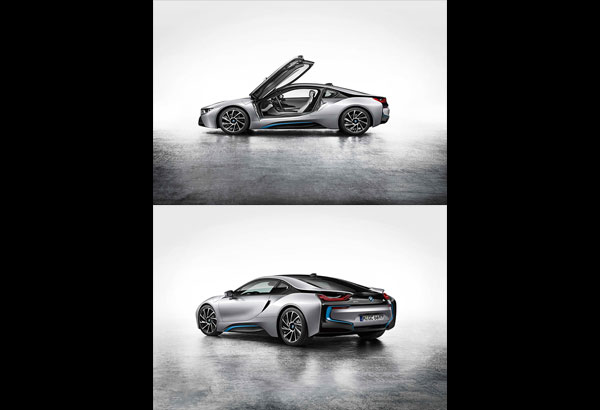 Bmw Showcases 100 Years Of Style Innovation Motoring Business