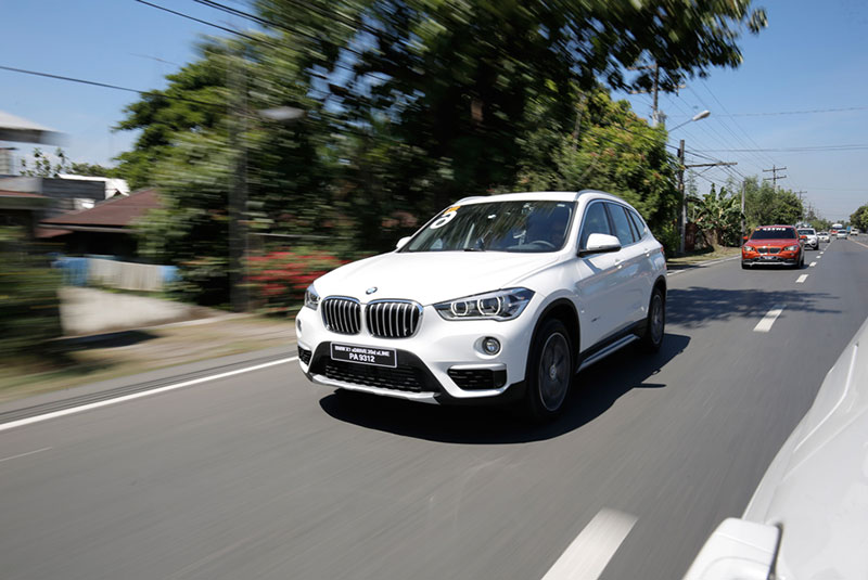 a city to sea drive in the all new bmw x1 motoring business features the philippine star. Black Bedroom Furniture Sets. Home Design Ideas