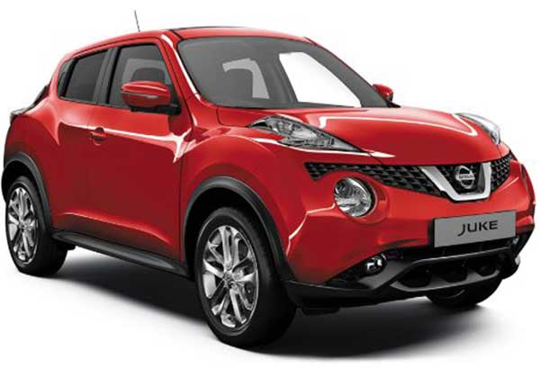 nissan juke styled to stand out. Black Bedroom Furniture Sets. Home Design Ideas