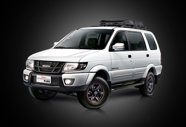 The newly unveiled, limited edition Black Series is created out of Filipinos' fondness for upgrades on their tried, tested and trusted Crosswind. Isuzu/Released