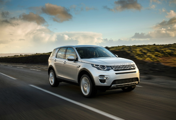 look the new land rover discovery sport motoring business features the philippine star. Black Bedroom Furniture Sets. Home Design Ideas