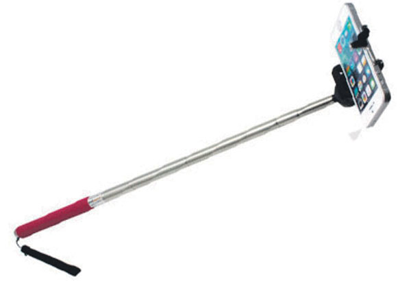 Officials said while there is no lethal threat posed by selfie sticks, devotees are better off not bringing them. File photo