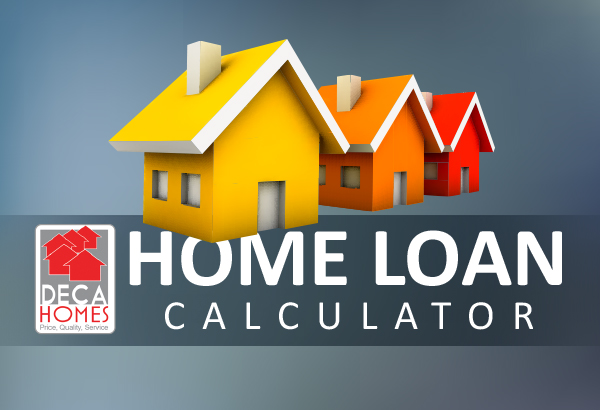 Know your monthly amortization through this home loan calculator ...