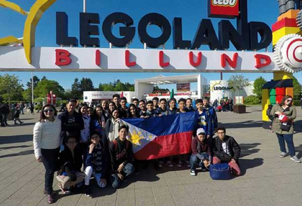The Philippine Robotics Team represented by Dr. Yanga Colleges Inc. bested 120 teams from 50 countries at the First LEGO League Open European Championship 2017 and received the Young Mentor Award (Claire Renosa) in Aarhus, Denmark.