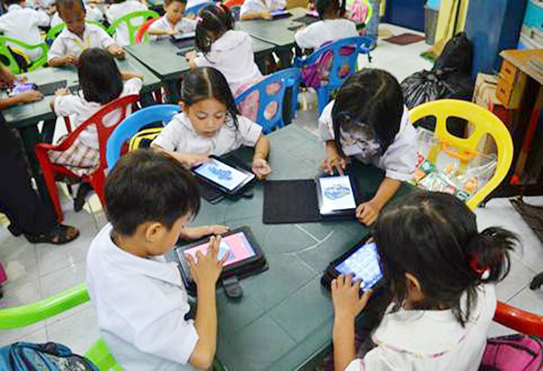Mobile Devices Enhance Learning Among Pre Schoolers Study