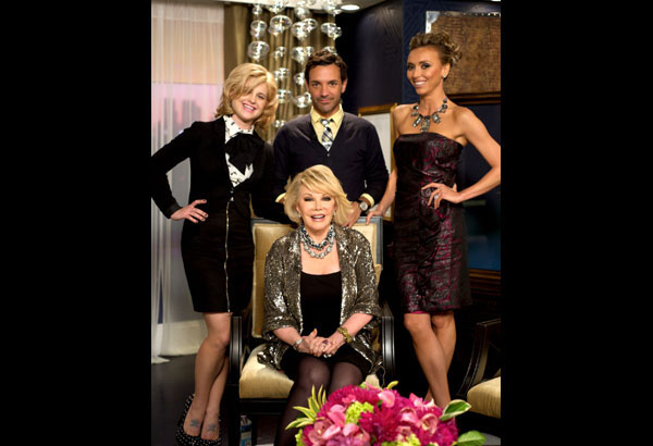 Fashion Police Joan Rivers Funny Moments the Fashion Police