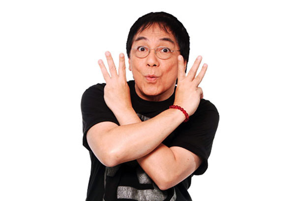 Eat Bulaga host Joey De Leon earned criticisms after saying depression is just all in the mind. File photo