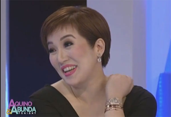 Philippine celebrity news about sharon cuneta
