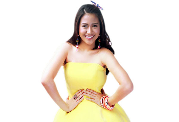 Cebuana stage actress and recording star Morissette Amon. The STAR/File