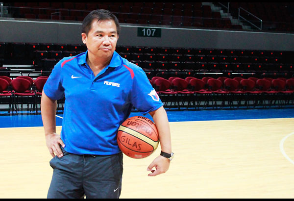 A chat with Gilas coach Chot Reyes