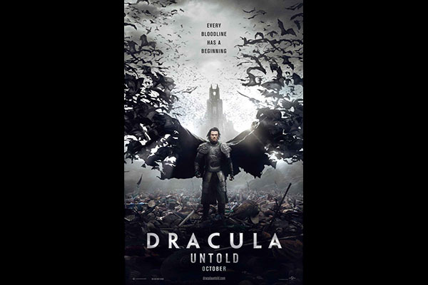 dracula untold teaser poster released movies
