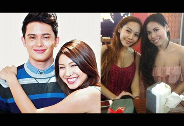 james reid and ericka dating