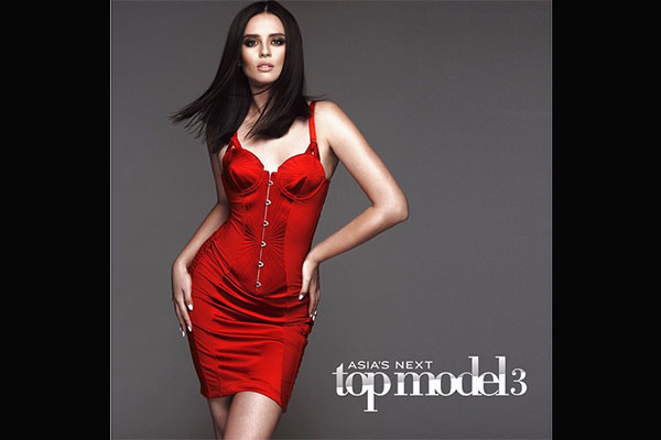 Georgina Wilson to host Asias Next Top Model Cycle 3.