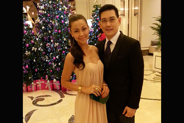 Richard Yap and Jodi Sta. Maria won as favorite foreign actor and ...