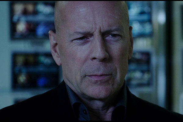 WATCH: Bruce Willis pl... Bruce Willis