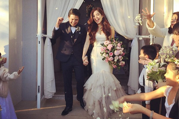 saab jim tie the knot entertainment news the