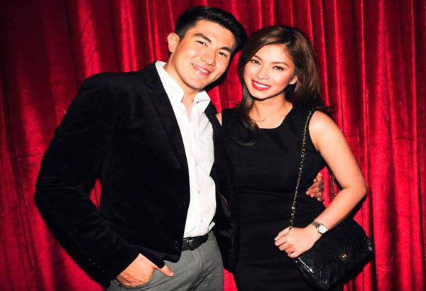 """Many followers of Angel Locsin were wondering if the actress confirmed the breakup with Lusi Manzano through her Instagram post of the actor singing """"Love Yourself."""" STAR/File"""