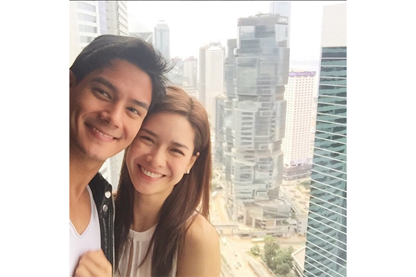 erich gonzales and daniel matsunaga relationship with god