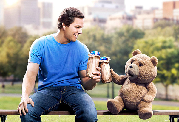 Hollywood actor Mark Wahlberg's staple Christmas wish: book