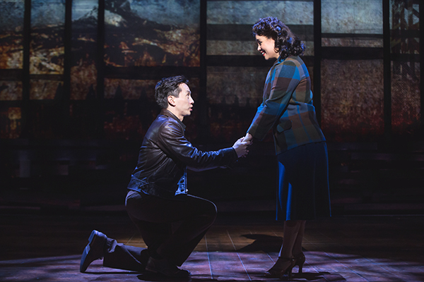 REVIEW: Lea Salonga a bright spot in Broadway musical ...