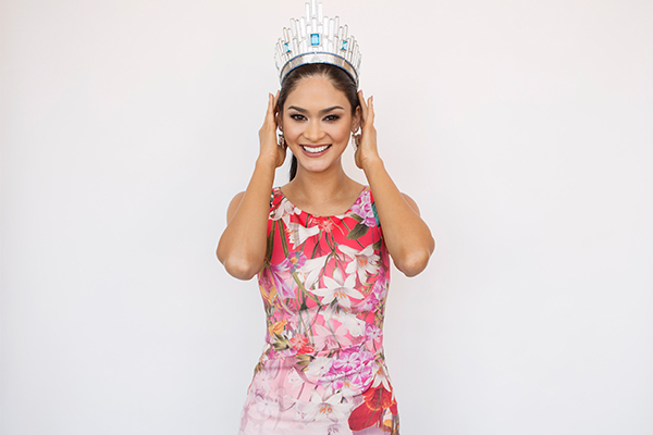 Miss Universe victor says next dream is to be a Bond girl