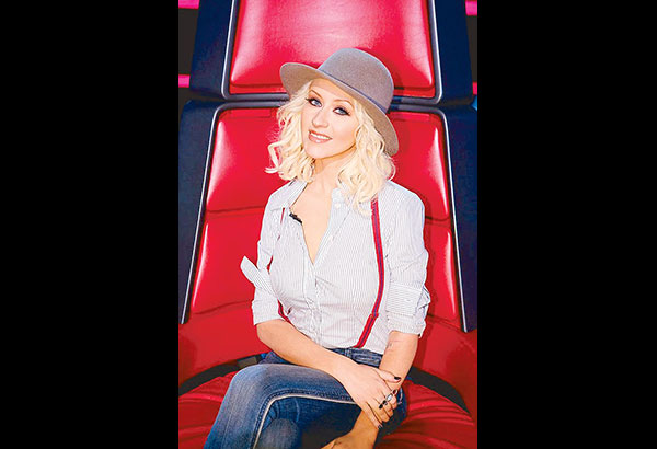 Christina Aguilera The Voice Season 10