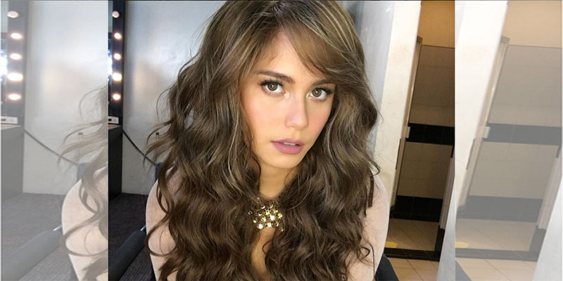 Jessy mendiola nothing wrong with hanging out with luis for Jessy mendiola
