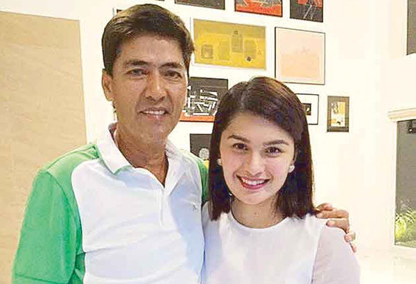 "Mr. and Mrs. Marvic ""Vic/Bossing"" Sotto (nee Marie Pauleen Luna)"
