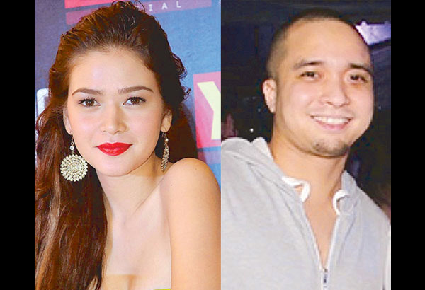 Bella Padilla and Neil Arce: They trust each other and give one another room to grow.— VER PAULINO