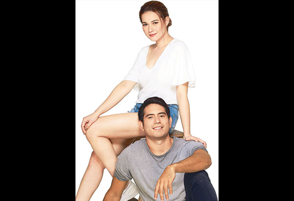 The ex-sweethearts are paired for the first time in Star Cinema's How To Be Yours playing art-imitates-life characters that take up where they left off in real life
