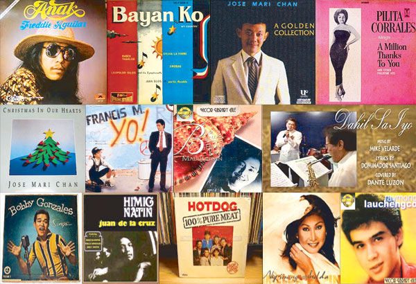30 iconic Filipino songs | Philstar com