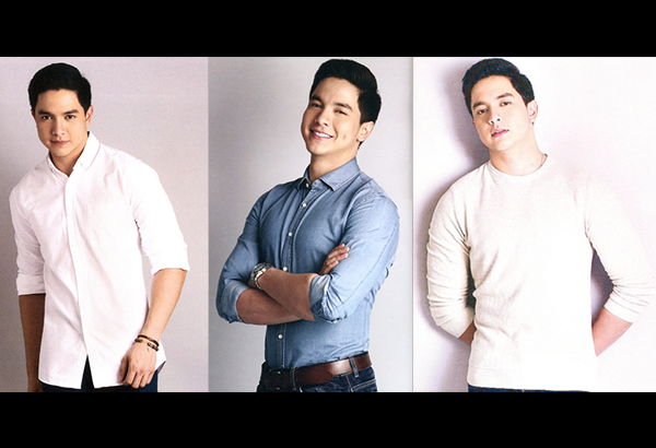 – Photos taken from the book Alden Richards: In his Own Words, published by Summit Books