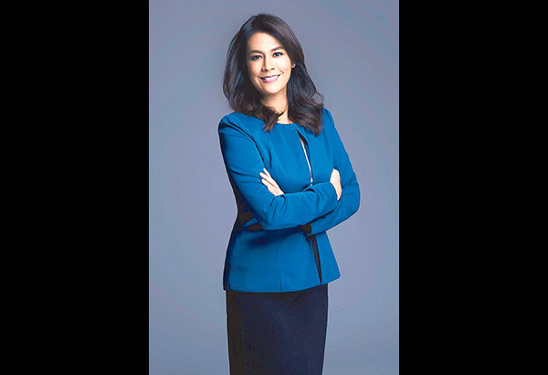 Mitzi Borromeo, host of CNN Philippines' Profiles: I love making connections and unraveling fascinating lives —Photo courtesy of CNN Philippines