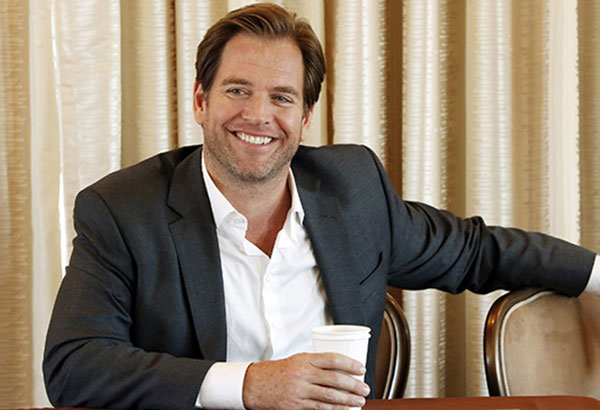 After playing Anthony DiNozzo in 13 seasons of NCIS, Weatherly now plays Dr. Jason Bull in the new CBS drama Bull. 'I'm gonna miss DiNozzo's sense of humor but I won't miss wearing  that gun,' says Weatherly. 'That was uncomfortable. For a change, I'm excited to play a trial consultant who does everything to get justice for his client.'