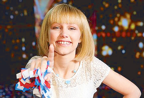 Grace Vanderwaal snags a recording deal with Columbia Records, company of such big-time music superstars as Adele and Taylor Swift