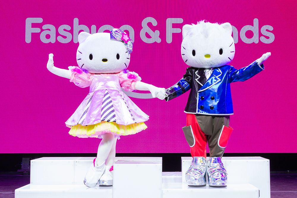 Hello Kitty – Fashion & Friends will have a two-week run at the Meralco Theater from Dec. 20 to Jan. 1, 2017.