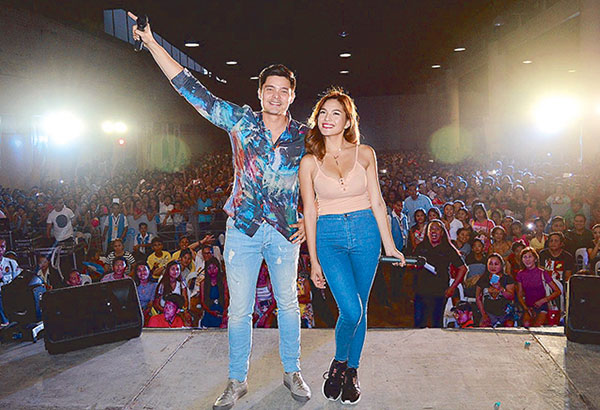 Dingdong, Andrea macho-sexy pair at Hood event in Cebu ...
