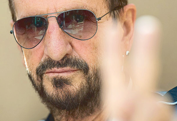 Ringo Starr to Receive Knighthood
