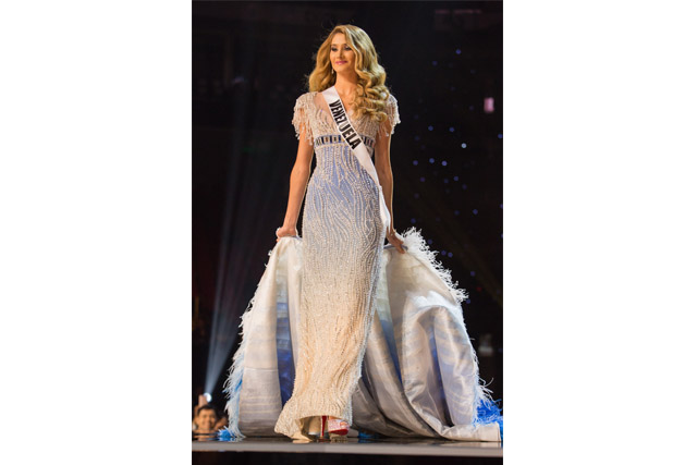Who\'s who: Early crowd favorites at Miss Universe 2016   Philstar.com