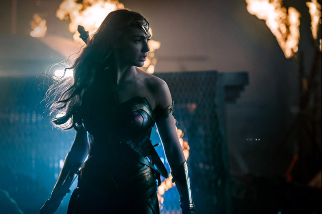 Gal Gadot shows Wonder Woman's transformation to superhero in new trailer